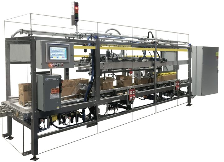 RPS-LR Automatic Case Sealer