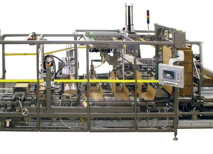 Wraparound Casers & Case Packers